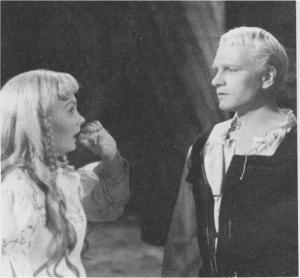 Shakespeare Hamlet Laurence Olivier et Jean Simons