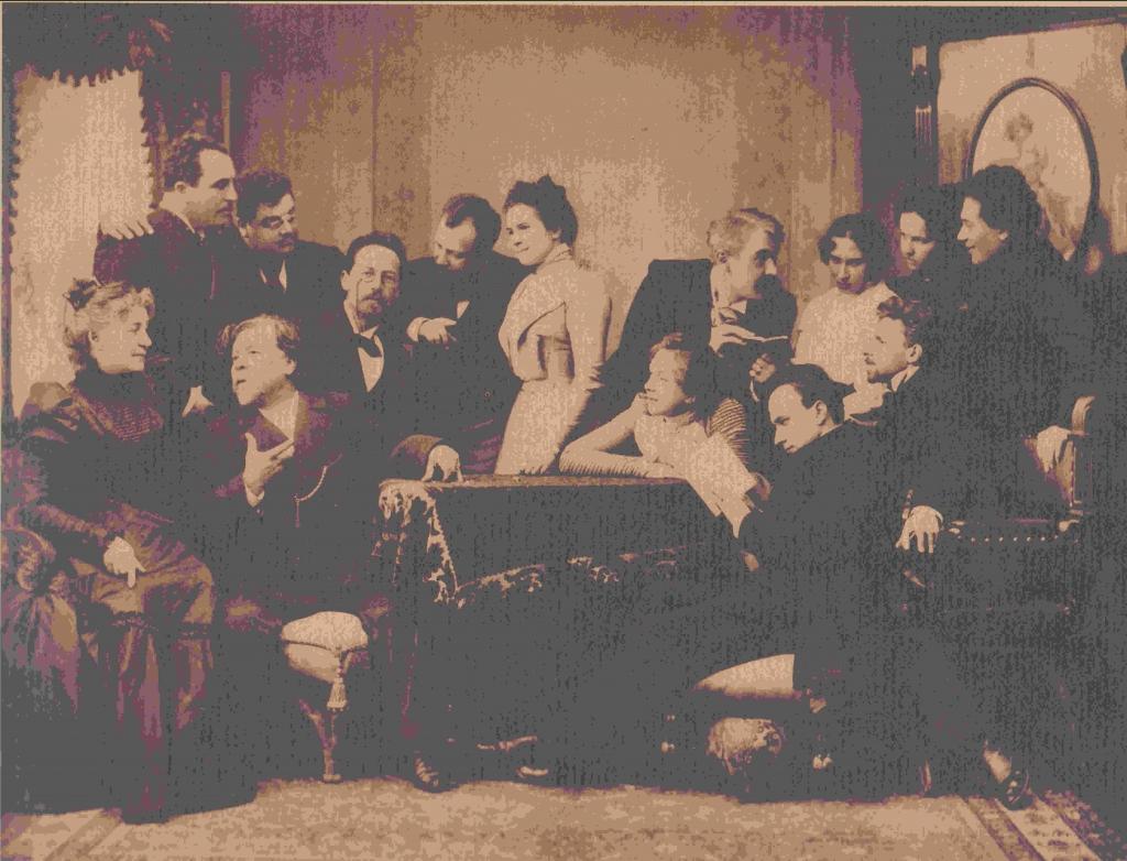 Anton Tchekhov Stanislavski Meyerhold MXT